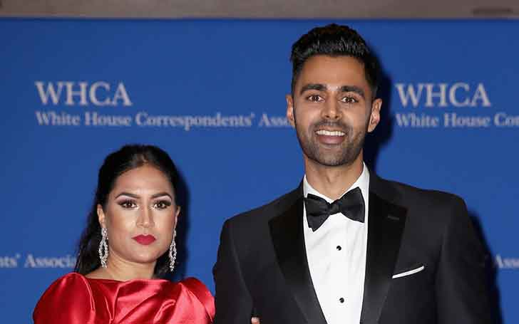 Meet The Gorgeous Wife Of American TV Personality Hasan Minhaj, Beena Patel-How Is Their Married Life Going On?