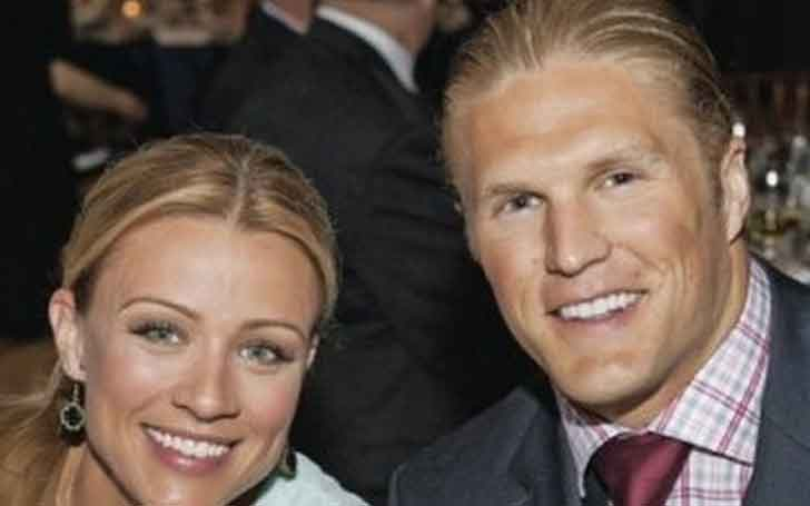 1.91 m Tall American Footballer Clay Matthews III Married Life with Wife Casey Noble; His Past Affairs and Relationship with Sister