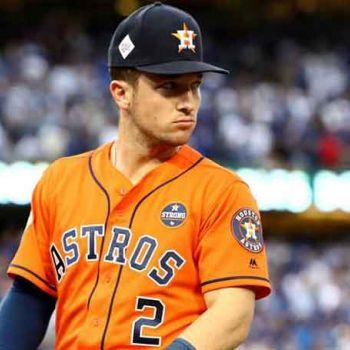 Is Houston Astros' Alex Bregman Dating Someone Or Is He Secretly Married And Enjoying Life With His Wife?