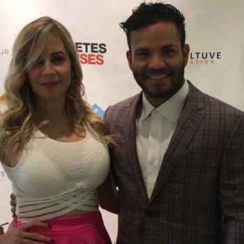 Baseballer Jose Altuve Is A Complete Family Man!! Details Of His Relationship With Gorgeous Wife Nina Altuve