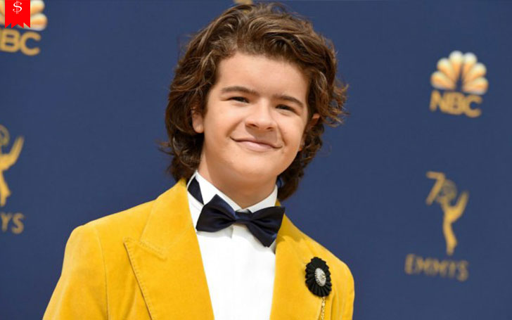 What Is Gaten Matarazzo's Net Worth? How Much He Earns From The Stranger Things? Details Here!!