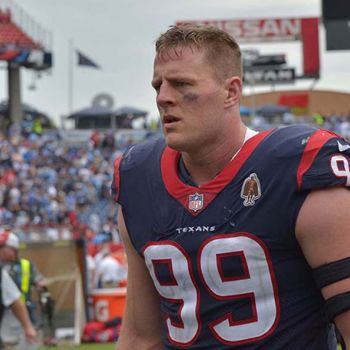 Houston Texans' J. J. Watt's Net Worth Is Staggering!! His Income Sources, Contract Details, And Career Highlights Here