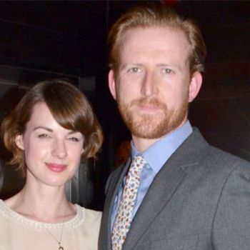 Actress Jessica Raine Is Expecting First Child With Husband Tom Goodman-Hill