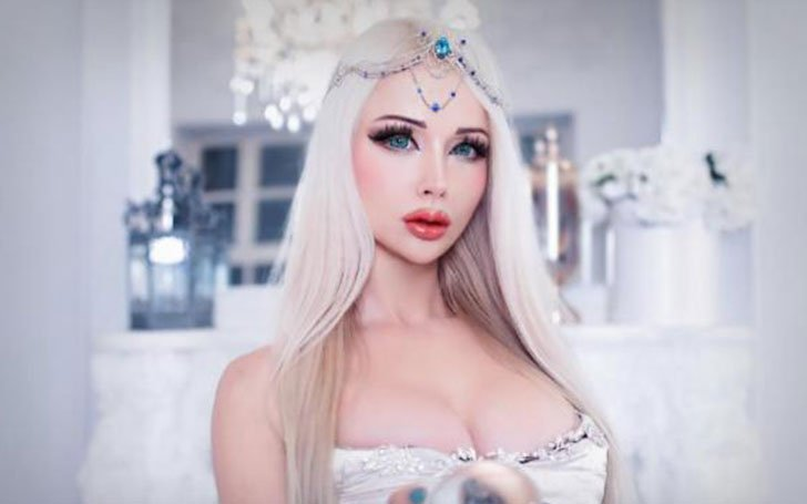 How Is The Relationship Between Ukrainian Model Valeria Lukyanova And Husband Dmitry Shkrabov? Do They Share Any Children?