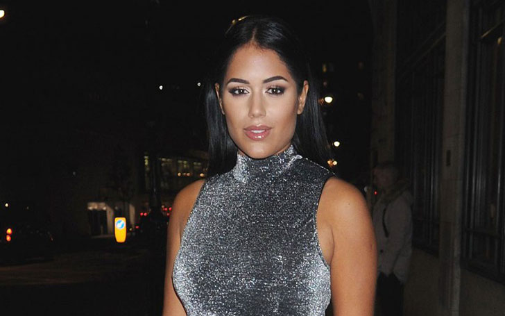 Love Island Star Malin Anderson Pays Tribute To Daughter Consy As She Passes Away