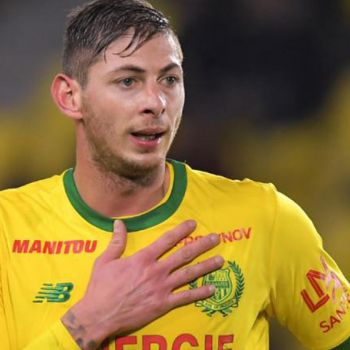 Footballer Emiliano Sala's Plane Disappearance: �300000 Raised For Private Search