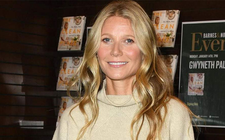 Actress Gwyneth Paltrow Sued For Injuring Utah Man In Ski Crash!!