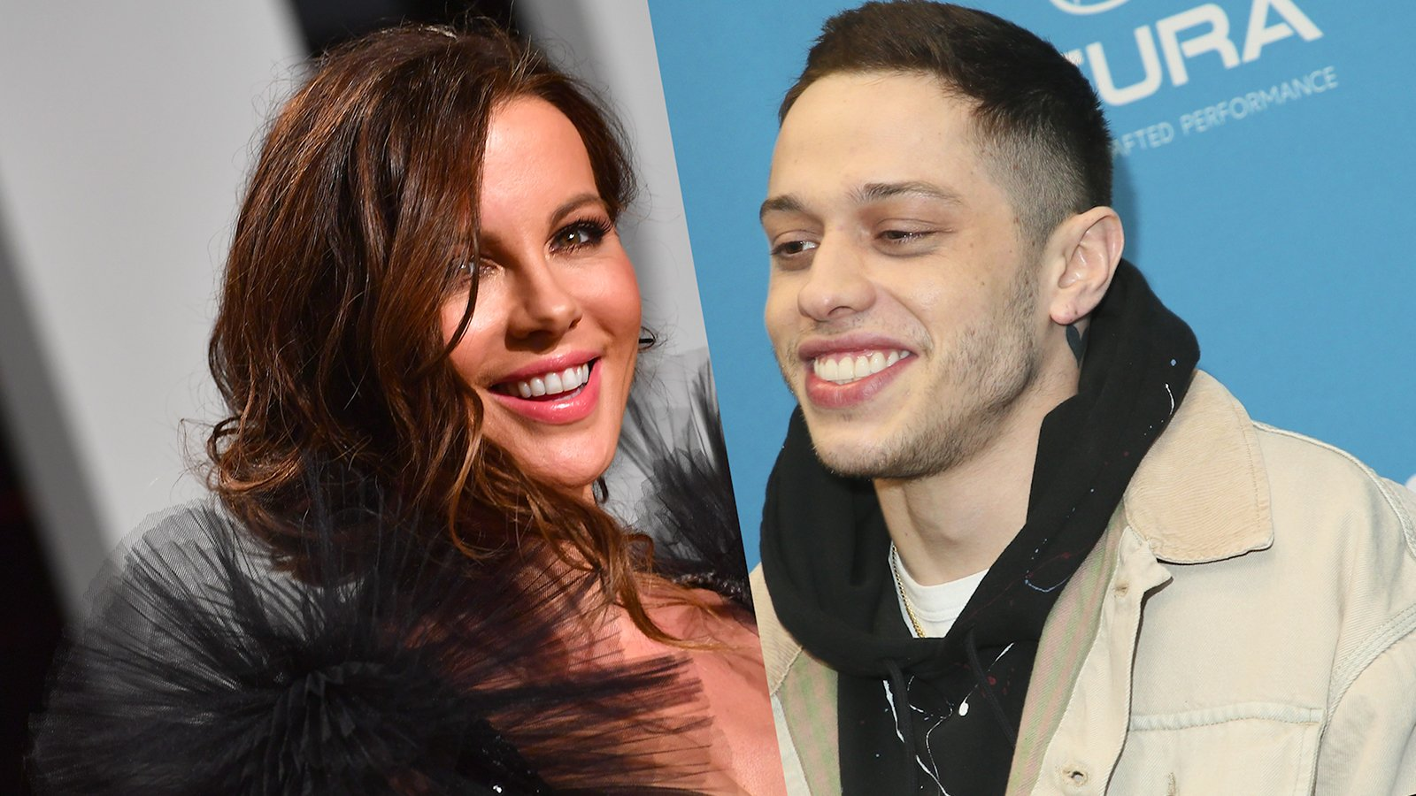 Official?? Kate Beckinsale And Pete Davidson Spotted Holding Hands Amid Dating Rumors