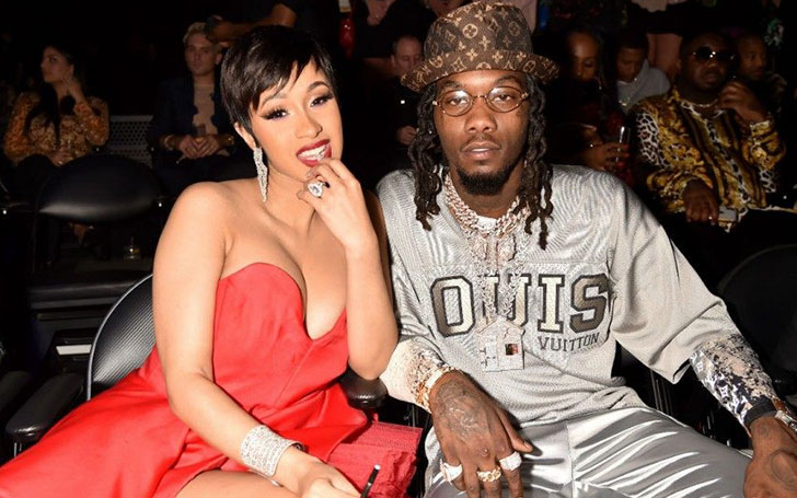 Cradi B And Offset Reunited?? The Couple Is Spotted Spending Time Together