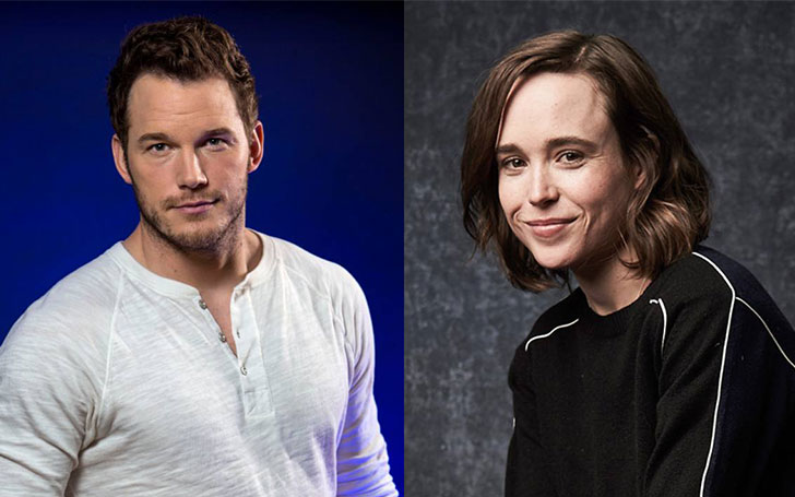 Chris Pratt Slams Ellen Page Saying His Church Is Not