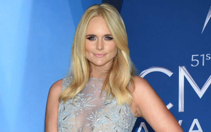 Miranda Lambert Announces Marriage Via Twitter: 'I met the love of my life'