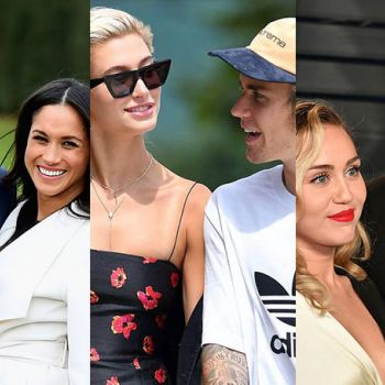 From Justin Bieber And Hailey Baldwin Bieber To Prince Harry And Meghan Markle Find Out How Your Favorite Couple Celebrated Their Valentines Day 2019