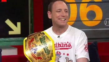American Competitor Eater Joey Chestnut's Earning Will Surprise You!! How Much Is His Net Worth?