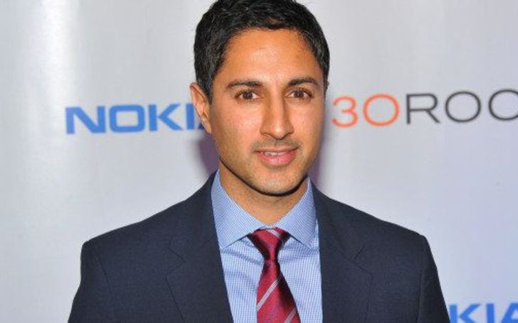 Maulik Pancholy's Net Worth Is Increasing; His Professional Career And Achievements