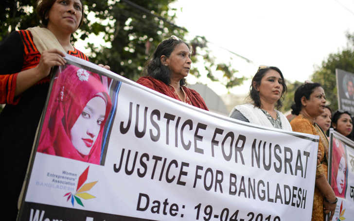 Nusrat Jahan Rafi Murder Case: Bangladeshi Court Sentences 16 People To Death