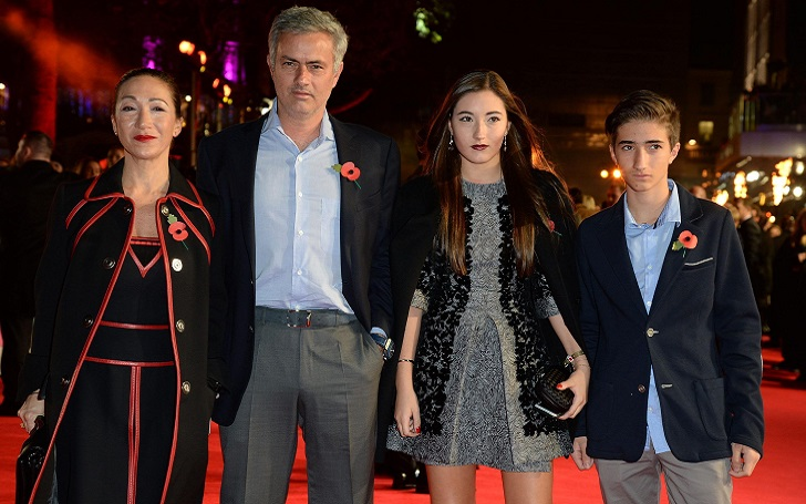 Is Jose Mourinho Divorcing His Wife Of 30 Years Matilde Faria?