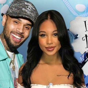 Chris Brown Welcomes A Son With Ex-Girlfriend, Ammika Harris
