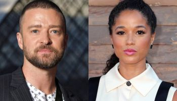 Justin Timberlake And Alisha Wainwright Spotted Holding Hands-Is He Cheating On Wife Jessica Biel?
