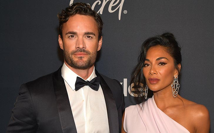 Former Rugby Star Thom Evans Dating Nicole Scherzinger? His Failed Relationship with Actress Kelly Brook