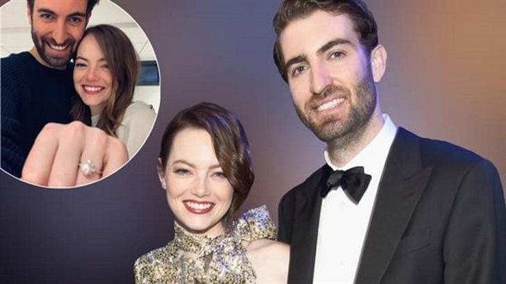 Emma Stone Married To Fiance Dave McCary? Pregnancy Rumors?