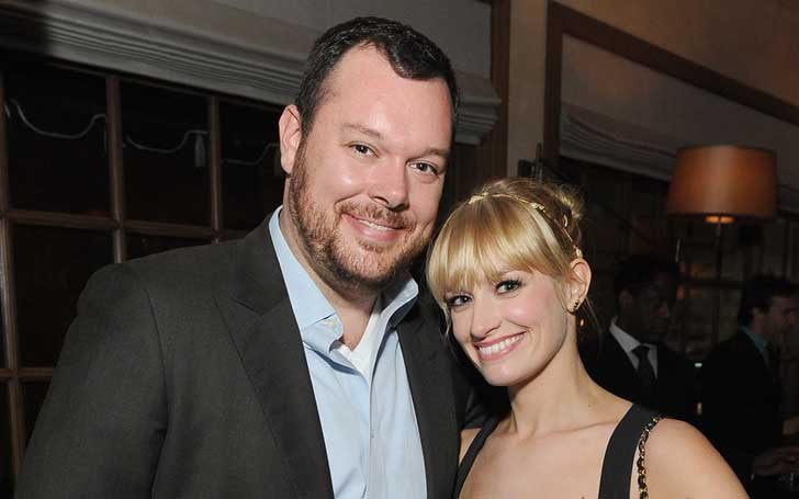 '2 Broke Girls' Starlet Beth Behrs Ties Knot With Long-Time Boyfriend Michael Gladis