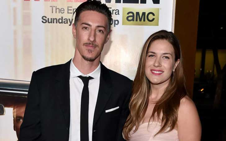 '24' Star Eric Balfour's Wife Erin Gives Birth To Their First Child, A Baby Boy