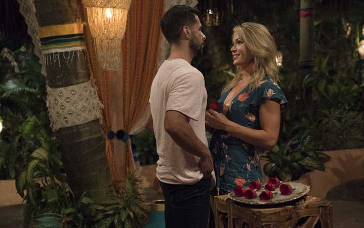 'Bachelor In Paradise' Alum Krystal Nielson And Chris Randone Engaged