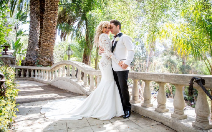 �Dancing With the Stars� Pros Emma Slater and Sasha Farber Tied The Knot in Los Angeles