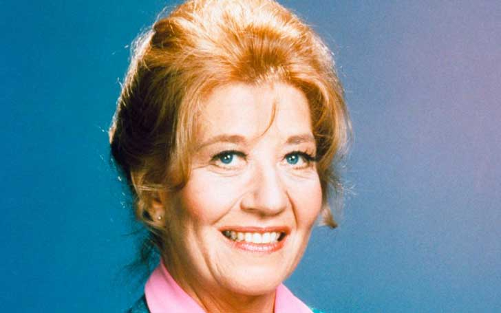 'The Facts Of Life' Star Charlotte Rae Dies At 92