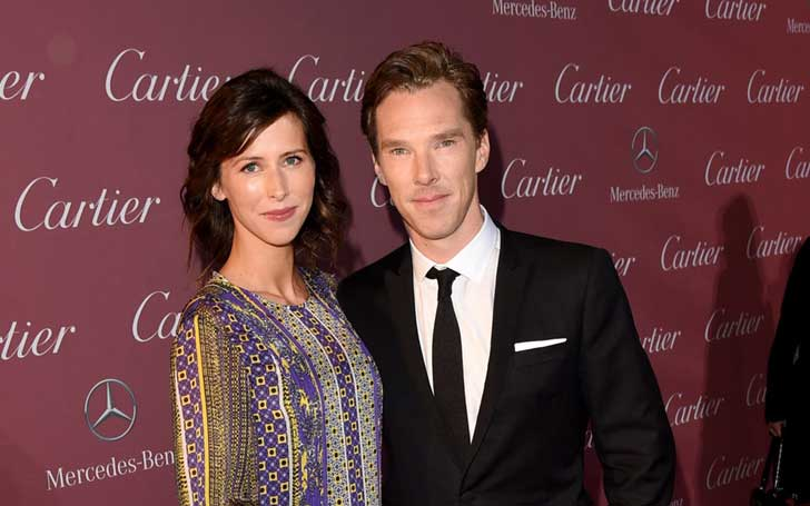 'Doctor Strange' Star Benedict Cumberbatch Expecting Third Child With Wife Sophie Hunter-Announce At Emmy