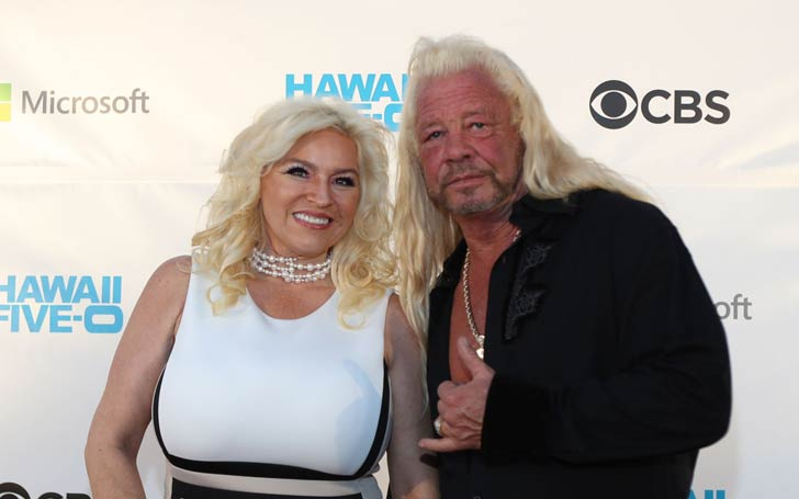 'Dog The Bounty Hunter' Star Duane Chapman Marks 12th Wedding Anniversary Getting A Tattoo Of His Wife