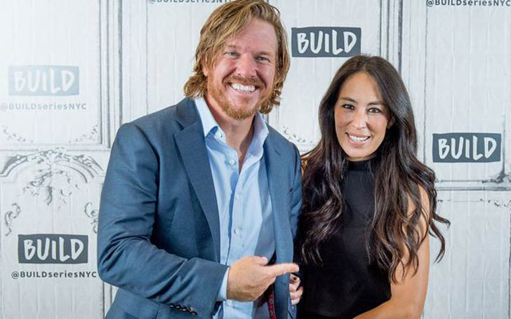 'Fixer Upper' Stars Chip And Joanna Gaines Celebrate 15th Wedding Anniversary