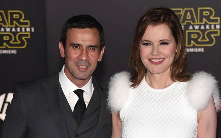 'Grey's Anatomy' Alum Geena Davis 17-Year-Long Marriage Heads To Divorce-Fourth Husband Reza Jarrahy Files For Divorce
