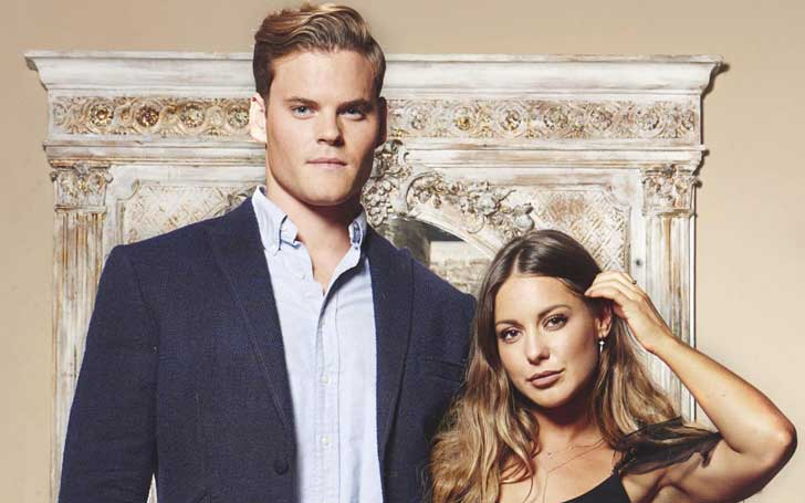 'Made In Chelsea' Starlet Louise Thompson Engaged To Boyfriend Ryan Libbey