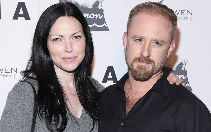 'Orange Is The New Black' Actress Laura Prepon Marries Ben Foster