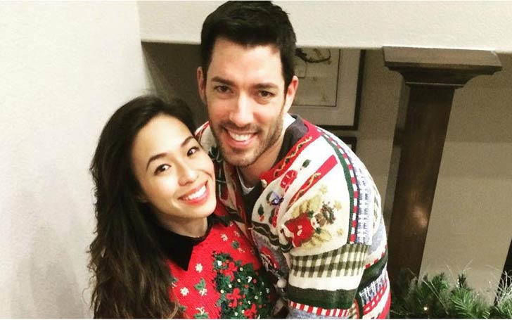 'Property Brothers' Star Drew Scott Ties Knot With Fiance Linda Phan In Italy