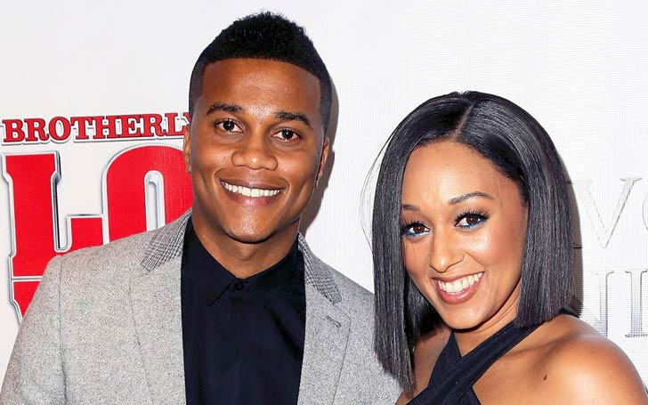 'Sister, Sister' Alum Tia Mowry-Hardrict Welcomes Second Child With Husband Cory Hardrict