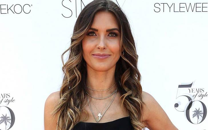 'Sorority Row' Star Audrina Patridge Rekindles Her Romance With Boyfriend Ryan Cabrera 8 Years After Split