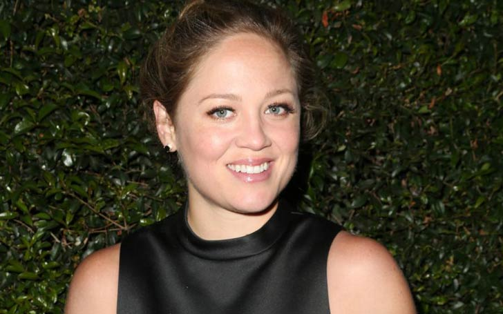 'Swimfan' Actress Erika Christensen Pregnant With Second Child With Husband Cole Maness