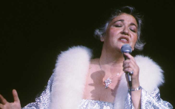 'The Godfather' Starlet And Renowned Jazz Singer, Morgana King Dies At 87