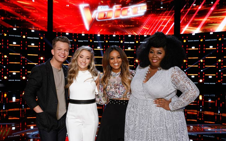 'The Voice' Gets Its Youngest Winner: 15-Year-Old Brynn Cartell Crowned At The Title Tuesday Night's Final