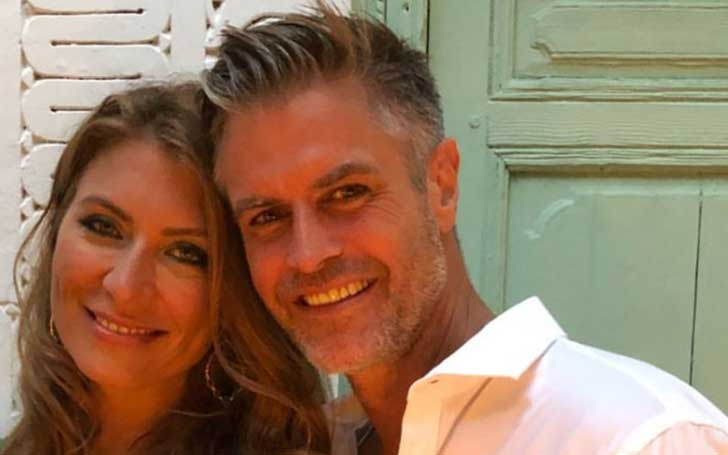 Reality Star Genevieve Gorder And Her Fiance Christian
