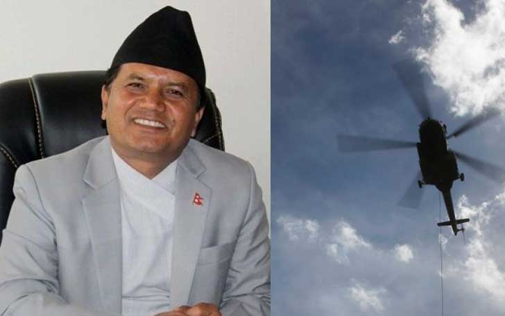 7, Including Tourism Minister Die In A Helicopter Crash In Nepal