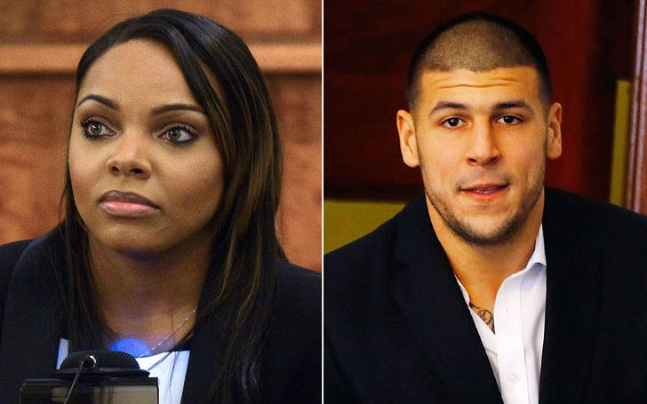 Aaron Hernandez's Fiancee Shayanna Jenkins Announces Her Pregnancy 13 Months After His Death
