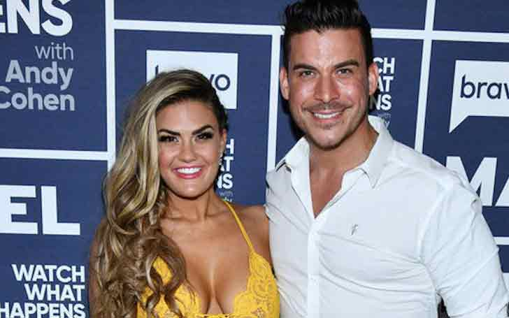 Actor Jax Taylor And Brittany Cartwright Married In A Fairy-Tale Wedding