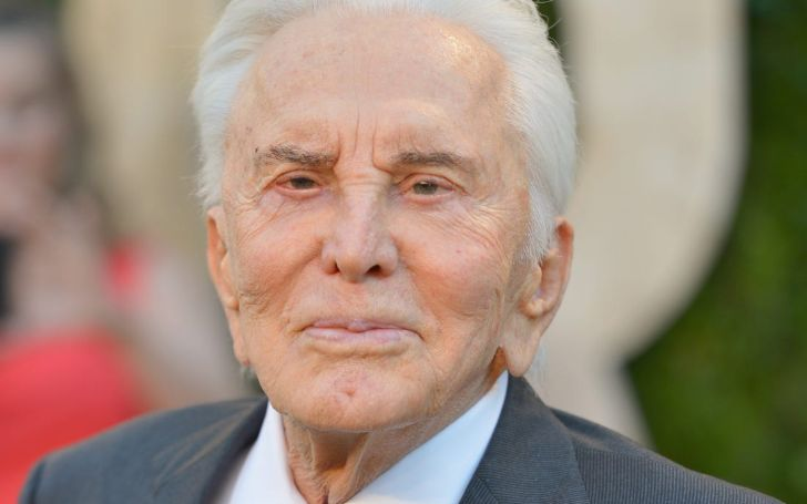 Actor Kirk Douglas Dies of Natural Causes At Age 103