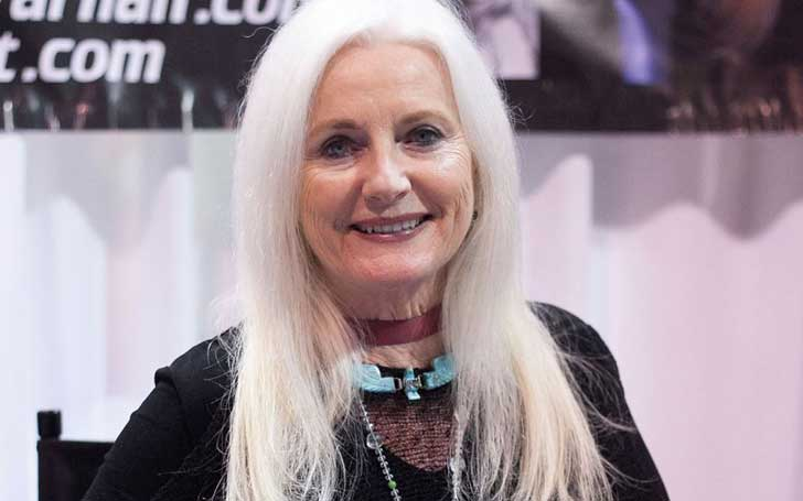 Actress Celeste Yarnall Dies After A Long Battle With Ovarian Cancer
