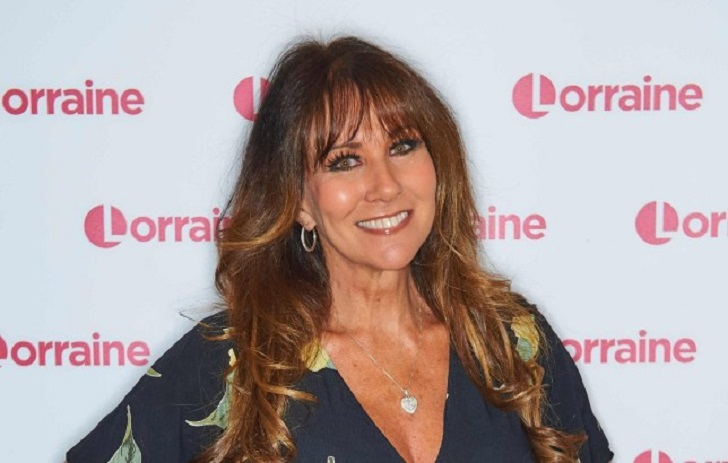 Actress Linda Lusardi Reveals She Has COVID-19 Symptoms And Extremely Ill