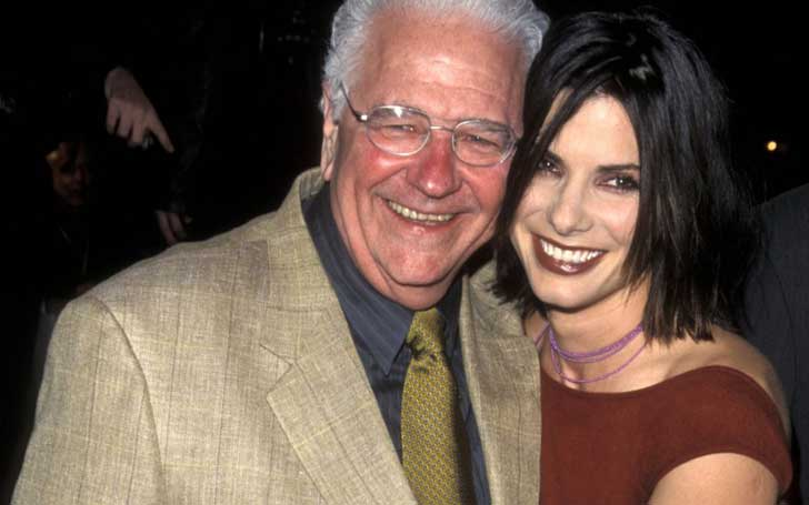 Actress Sandra Bullock's Father Dies At 93