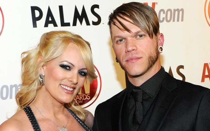 Adult Actress Stormy Daniels' Husband Glendon Crain Files For Divorce-Asks For Full Custody Of Their Children